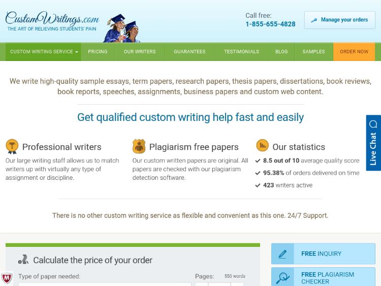 Write my writing web sites